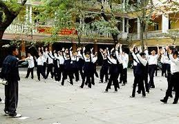 Thể dục ở trường học – 1.001 lý do để nhàm chán