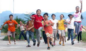 """Unilever với """"Phát triển trường học Xanh –Sạch-Khỏe"""""""