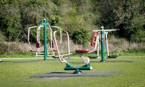 Thiết bị vận động VIVADO dành cho công viên