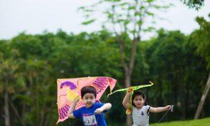 Sắc màu mới trong công viên mùa Hạ – Ecopark (Văn Giang – Hưng yên)