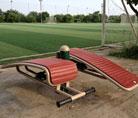 Lắp đặt thiết bị VIVADO tại Sân bóng Bãi đá Sông Hồng