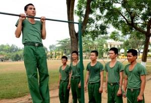 Bộ đội thể dục 2