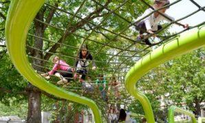 Vai trò KTS cảnh quan trong việc xây dựng không gian công cộng cho trẻ em