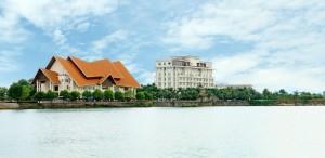 Tổng Thể Resort