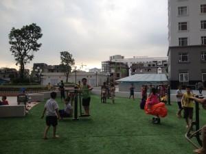 Sân chơi CT3 - Nam Cường (2)