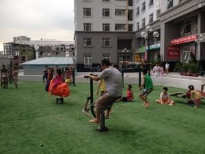 Sân chơi CT3 - Nam Cường (3)