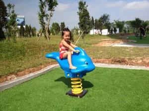 Sân chơi KĐT HH2 - SPARKS (Nam Cường) (5)