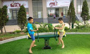 Bao giờ có đủ sân chơi cho trẻ em?