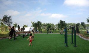 Hoạt động ngoài trời mang lại lợi ích to lớn đối với trẻ