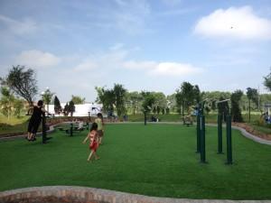 Sân chơi KĐT HH2 - SPARKS (Nam Cường) (7)