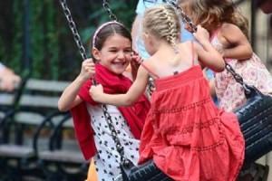 Sân chơi an toàn cho trẻ