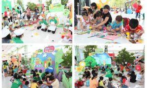 Sân chơi định hình trí não cho trẻ trong những năm tháng đầu đời