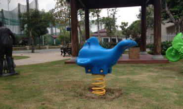 Sân chơi Hoa Sữa 7 – Vinhomes Riverside