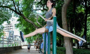 Vườn hoa Ngọc Lâm – Long Biên – Hà nội