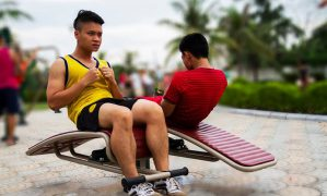 Xu hướng luyện tập thể dục độc lập