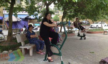 Sân chơi cộng đồng – Mỹ Đình 2, Nam Từ Liêm, Hà Nội