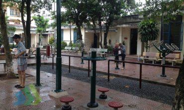 Dự án GVI – Trung tâm BTXH3  Hà Nội