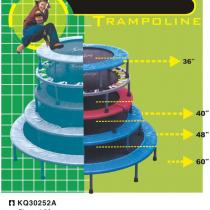 Bạt nhún – Trampoline
