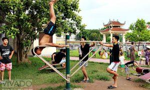 Ninh Bình: Thiếu sân chơi cho thanh niên nông thôn
