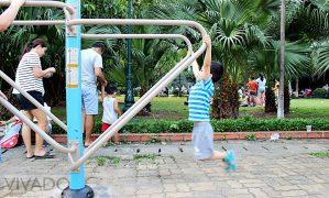 Sân chơi bến Trùm – Quảng An, Tây Hồ