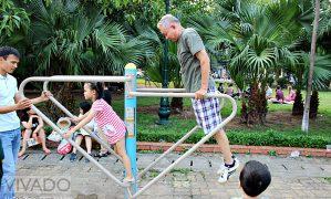 Hà Nội – Nhân lên những sân chơi bổ ích