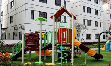 Sân chơi trẻ em Zone 5 – Vinhomes Thang Long