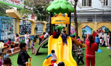 Trường mầm non Bình Minh – Tây Hồ – Hà Nội