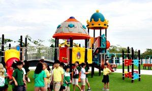 Hà Tĩnh: Cần đẩy mạnh xây dựng sân chơi cho trẻ em