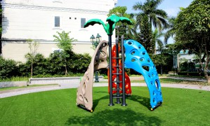 Sân chơi ngày hè cho trẻ em nông thôn