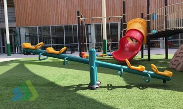 Concordia Kindergarten Playground