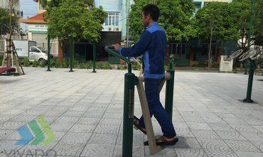 Hướng dẫn sử dụng Thiết bị tập đi bộ đơn