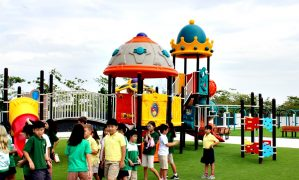 """Concordia- trường quốc tế """" xanh"""" tại Hà Nội"""