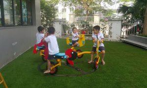 Mầm non song ngữ Hanoi Academy- sự lựa chọn hàng đầu cho con yêu của bạn