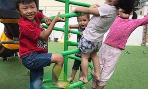 Xây dựng mô hình điểm vui chơi cho trẻ em đang điều trị tại các bệnh viện