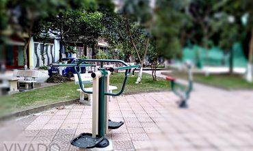 Sân chơi cộng đồng P. Trần Lãm – TP Thái Bình