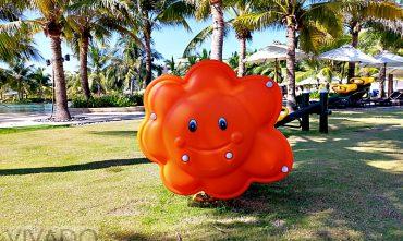 Sân chơi bãi biển – The Festa Hội An Resort