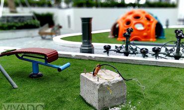 Sân chơi chung cư cao cấp Emerald CT8 – Mỹ Đình (VIMEFULLAND)