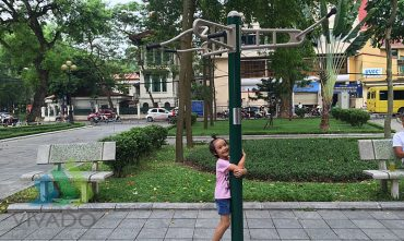 Vườn hoa Lý Tự Trọng, Ba Đình, Hà Nội