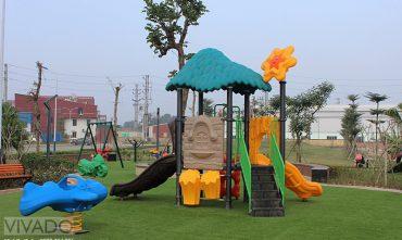 Sân chơi chung cư Golden Park (Quế Võ, Bắc Ninh)