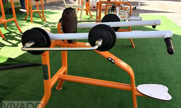 New Outdoor Gym