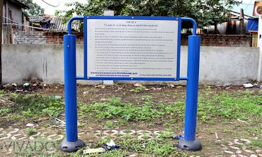 VIVADO w/AEONMALL tại vườn hoa Cổ Linh