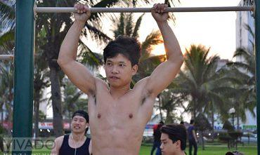 VIVADO với CLB Danang Street Workout