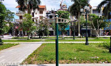 Công viên Lý Thái Tổ, TX Từ Sơn, Bắc Ninh