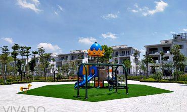 Sân chơi khu biệt thự K – Ciputra