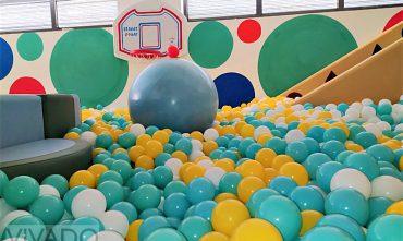 Sân chơi trẻ em trong nhà Ascott