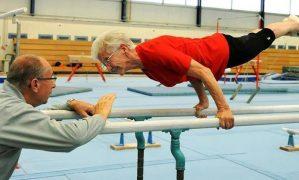 Tập thể dục khoa học với người cao tuổi