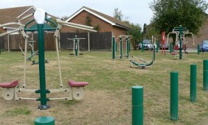 Mô hình sân chơi cộng đồng