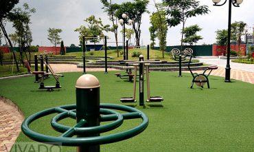 Sân chơi cộng đồng KĐT Sparks – Dương nội, Hà đông, Hà nội