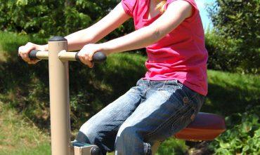 Thiết bị vận động dành cho trường tiểu học