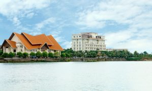 Khu vui chơi ngoài trời – Sông Hồng Thủ Đô Resort